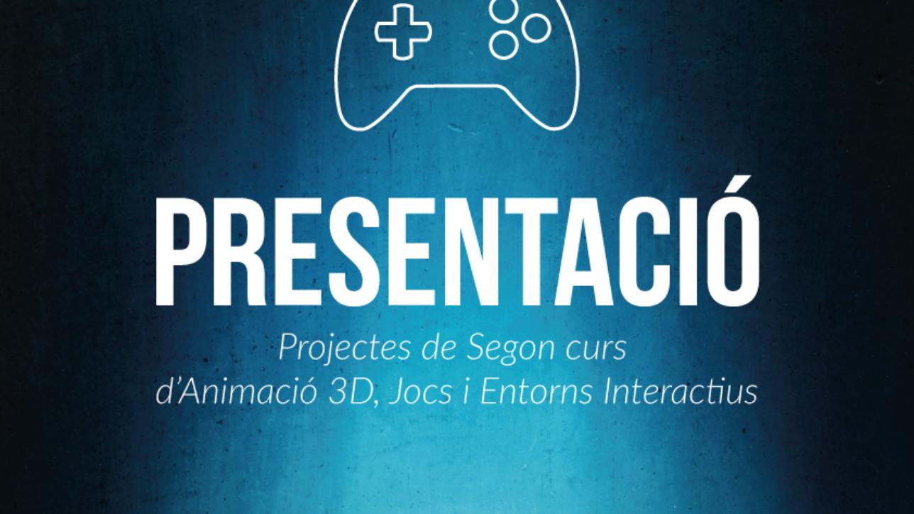 Presentación Proyectos Cifog Ciclos Formativos Girona