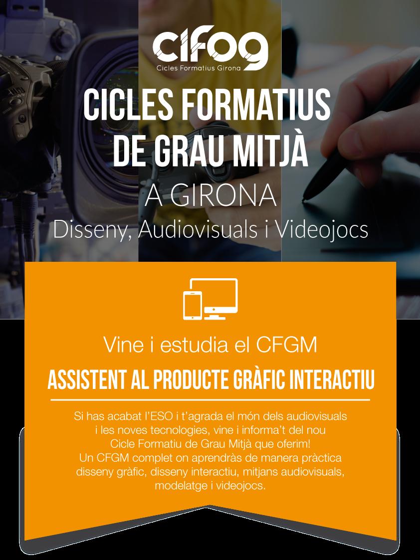 Nuevo Ciclo Formativo De Grado Medio Cifog Ciclos