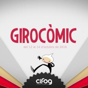 Fira del còmic a Girona