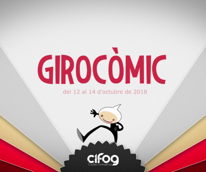 Making-of girocòmic 2018