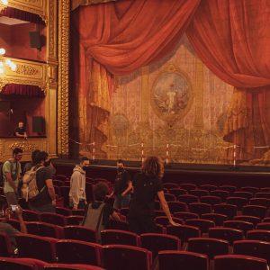 Entre bastidors - CIFOG - Teatre Municipal de Girona